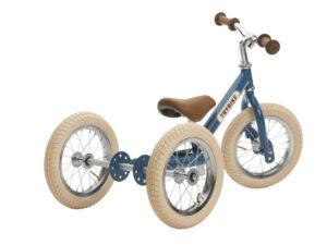 tricycle draisienne bleu