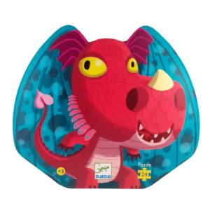 puzzle edmond le dragon