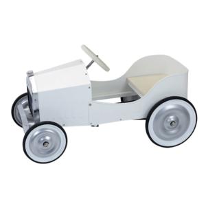 voiture pedale ivoire