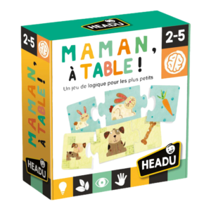 puzzle maman a table