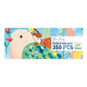 puzzle 350 pièces miss birdy