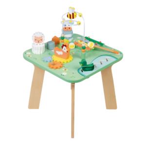 table d'activités en bois janod
