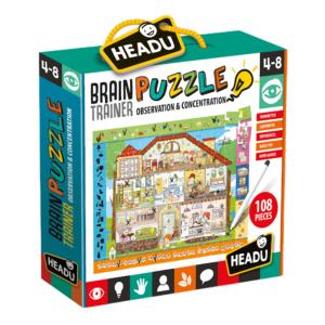 puzzle brain trainer
