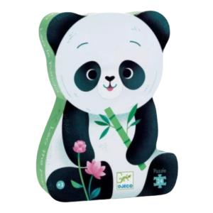 puzzle panda djeco