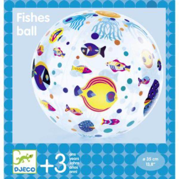 ballon gonflable Djeco