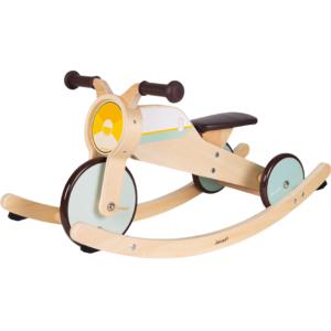 tricycle à bascule